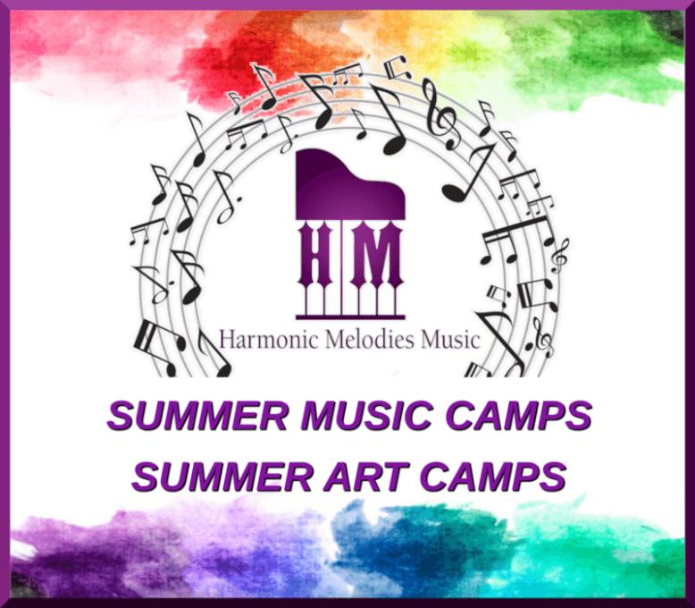 Harmonic Melodies Summer Music & Art Camp