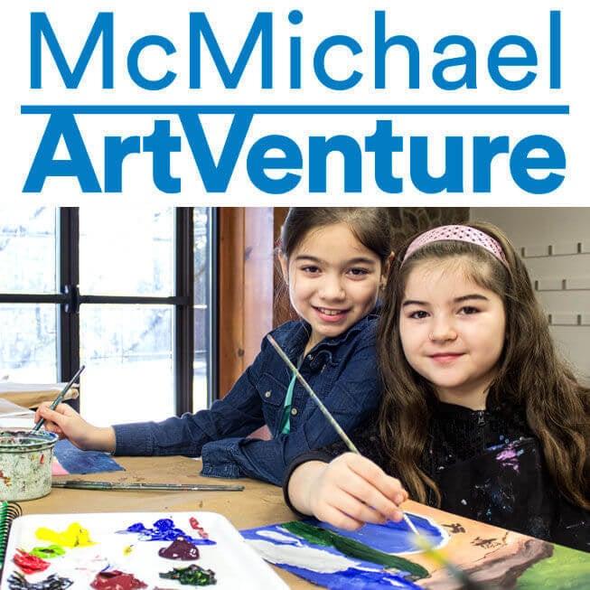 Saturdays at the McMichael (SAM) Art Classes