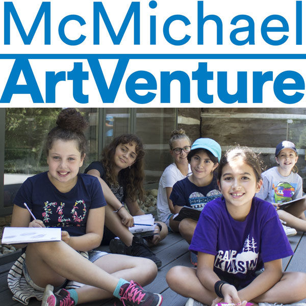 ArtVenture Summer Camps at McMichael