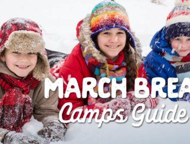 March Break Camps GTA 2020