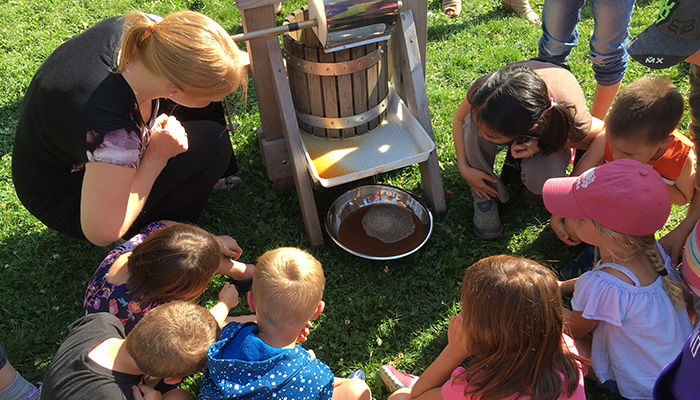 Whitchurch-Stouffville Museum Kids Camps