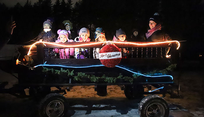 Whitchurch-Stouffville Museum Holiday Sleigh