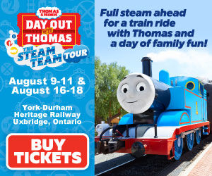 Thomas the Train The Steam Team Tour