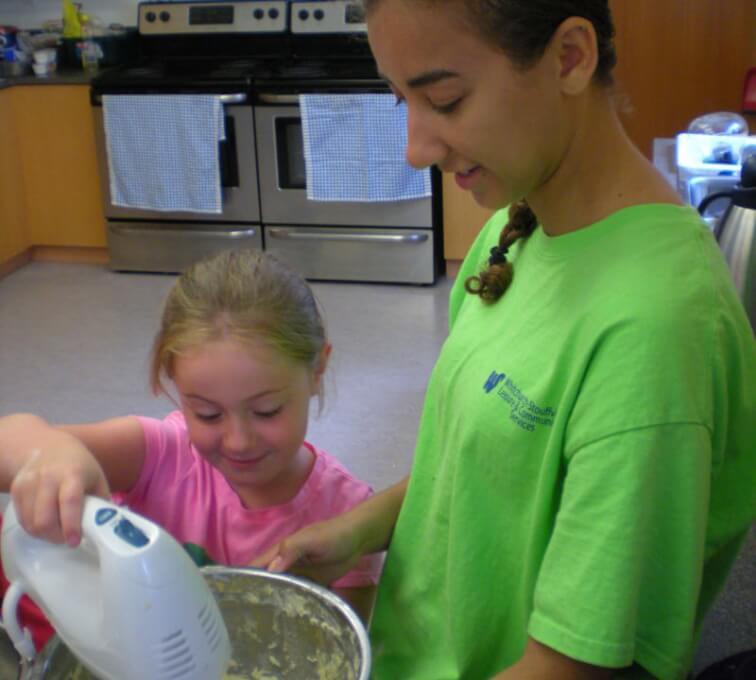 Summer Camp: Bountiful Baking