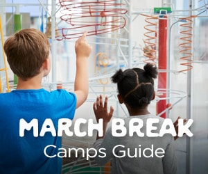 March Break Camps Guide