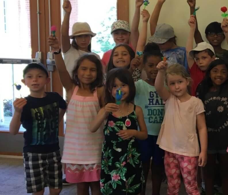 Summer Camp: Artful Antics