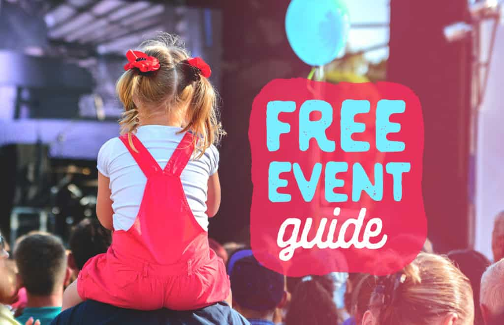 Free Family Event Guide GTA