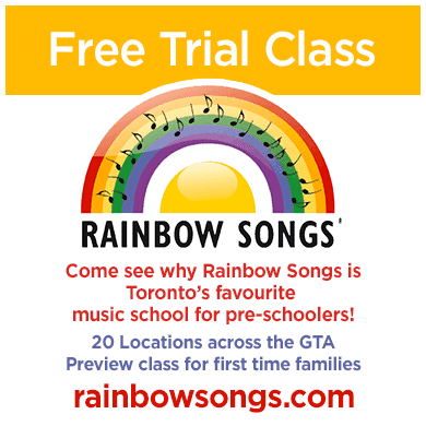 Free Trial at Rainbow Songs