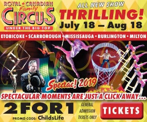 Royal Canadian Circus Spectac 2019