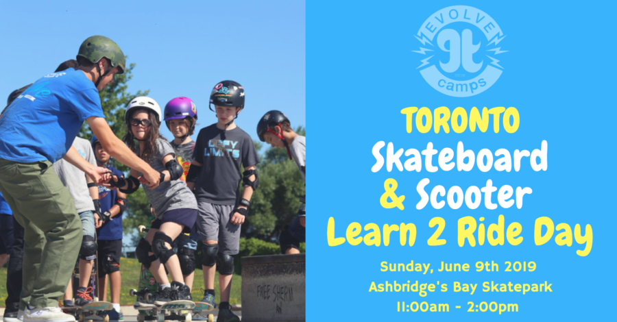Evolve Camps | Toronto Learn 2 Ride Day