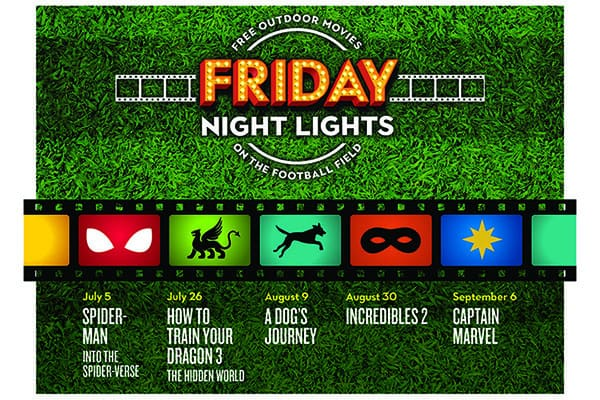 Friday Night Lights (Movie Nights at Downsview Park)