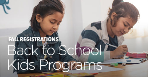 Back to School Programs