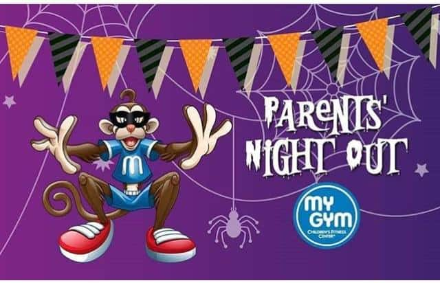 Parents' Night Out (Halloween Theme)