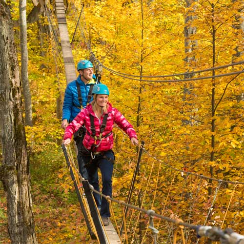 Save 20% on Fall Eco Adventure Tours at Scenic Caves Nature