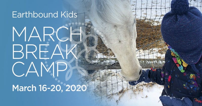 March Break at Earthbound Kids