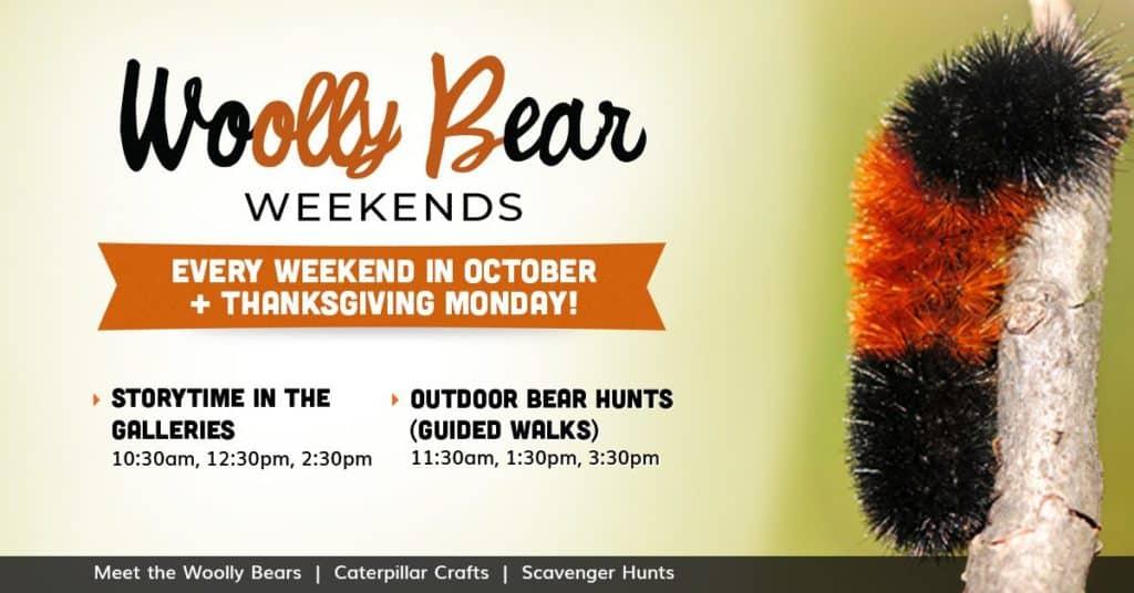 Woolly Bear Weekends