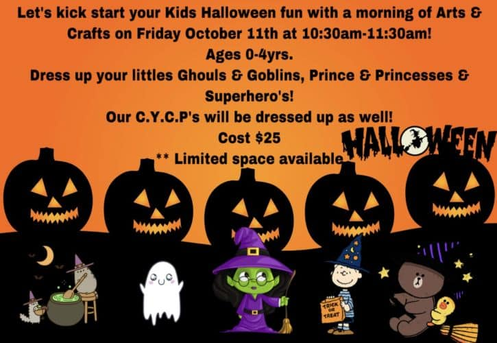 Halloween Spooktackular!