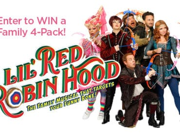 Ross Petty Lil Red Robin Hood Contest