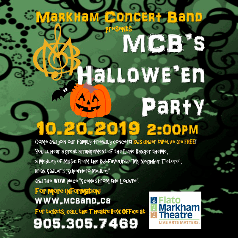 MCB's Halloween Party