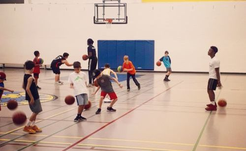 Wednesday Sports Clinics (baseball & basketball)