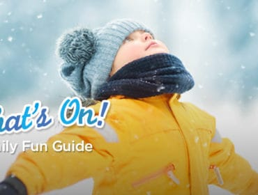 What's ON Weekend Fun Guide