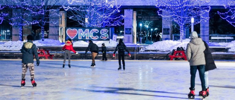 Skate On The Square