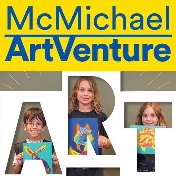 ArtVenture Summer Camp @ the McMichael