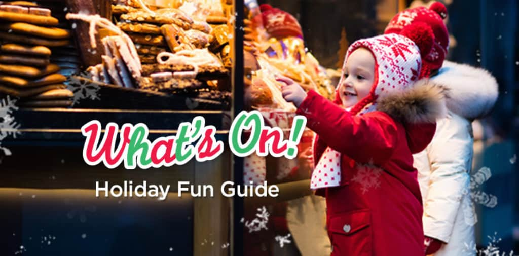 Holiday Break Family Events GTA
