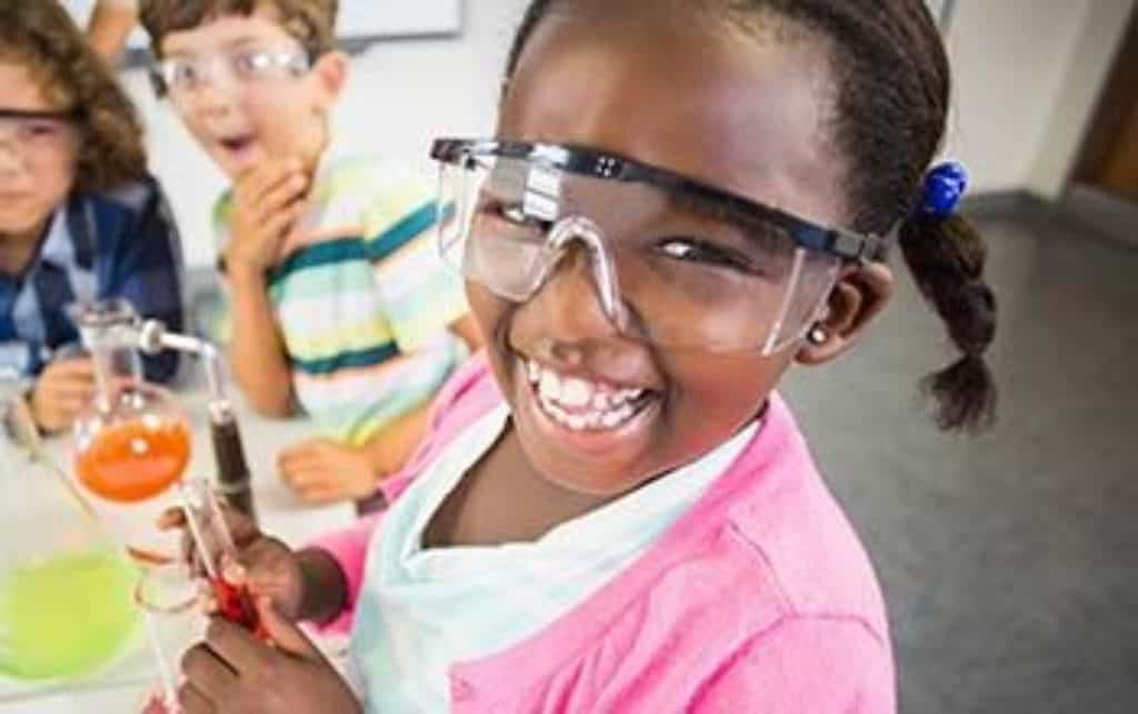 Mad Science kids camps