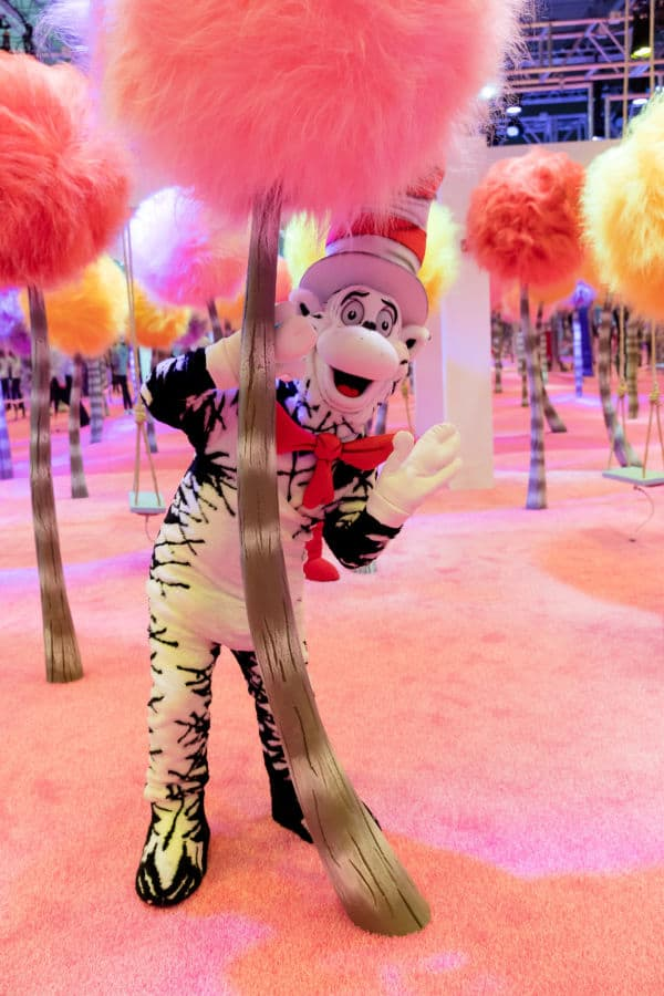 Dr Suess Experience extended