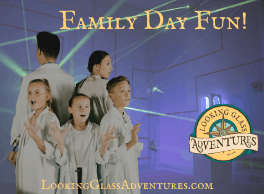 Family Day Weekend Escape Room Adventures