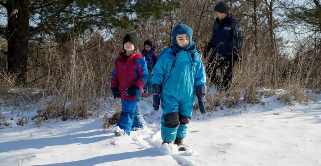 Family Day at Kortright Centre