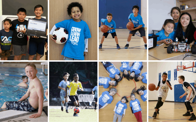 TAC Sports & Lifetime Skills Academy Summer Camp 2020