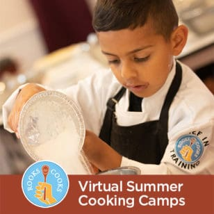 Rooks to Cooks Virtual Cooking Camps