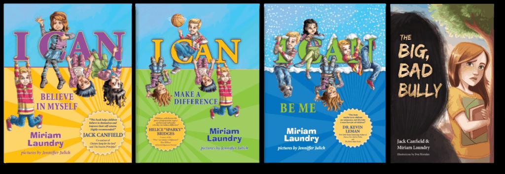 Miriam Laundry Books
