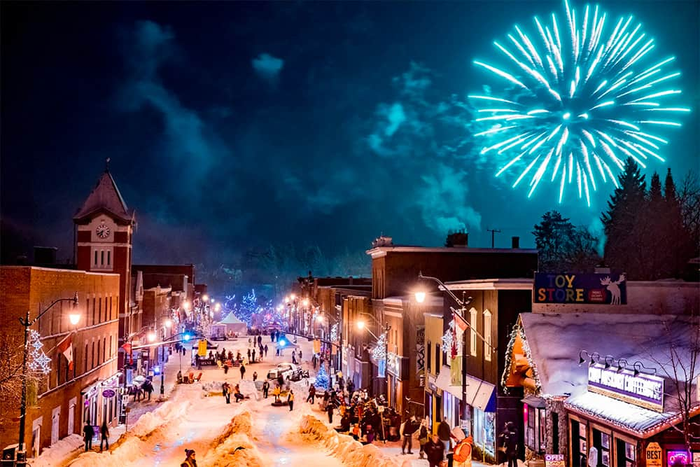 Bracebridge Fire & Ice Festival