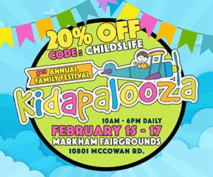 Kidapalooza Family Fun Fest
