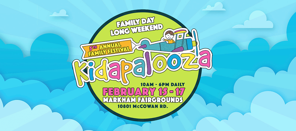 Kidapalooza Family Day Weekend