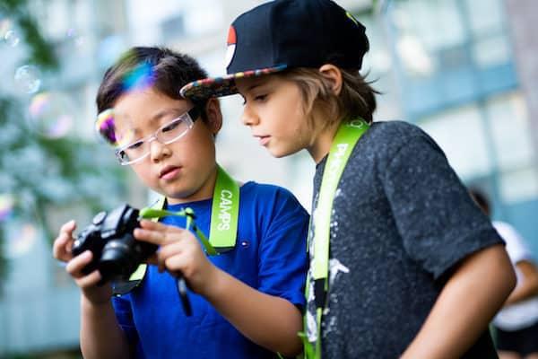 GTA Photography Summer Camp – Kids Camp 2