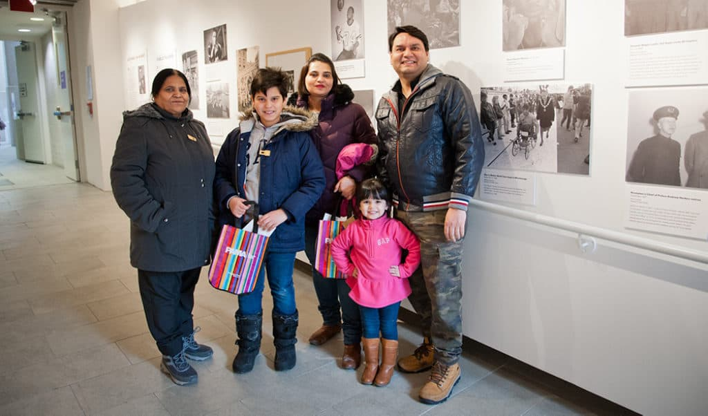 free family day at PAMA