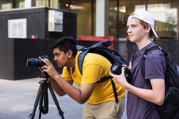 GTA Photography Teen Camp – Video Production 1