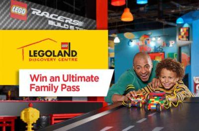 Win an Annual Family Pass to LEGOLAND Toronto