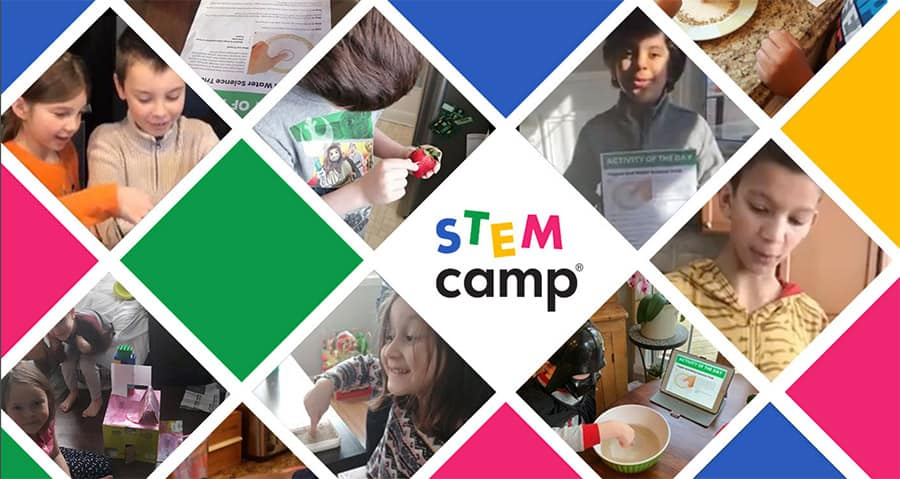 STEM Camp @ Home
