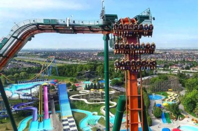 Virtual Rides at Canadas Wonderland
