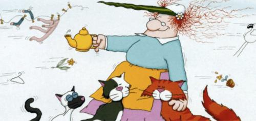 NFB Childrens Cartoons