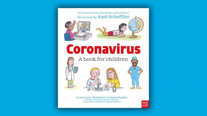 Coronavirus Childrens Book free download