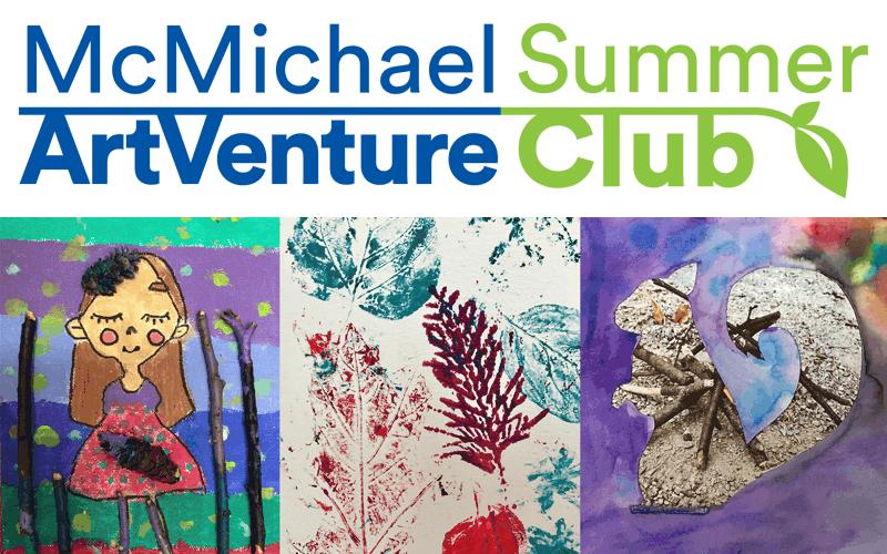 ArtVenture Summer Club: Virtual Camp