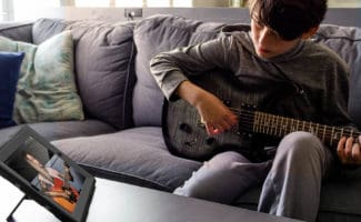 School of Rock Remote Lessons