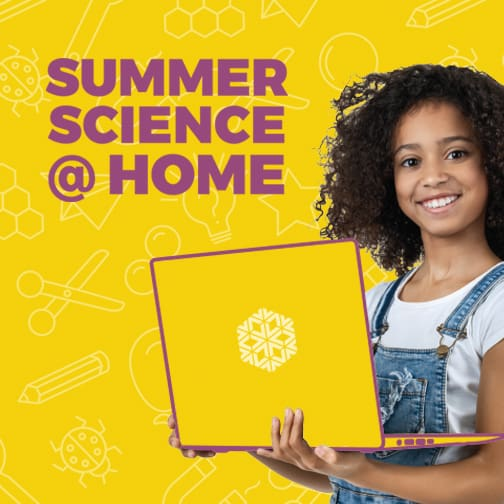 Summer Science at Home