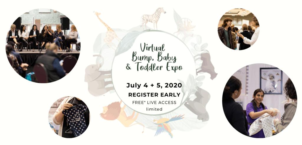 Virtual Bump, Baby, Toddler Expo